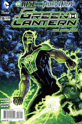 Green Lantern Vol. 5 (2011-2016) (Comic book) #16