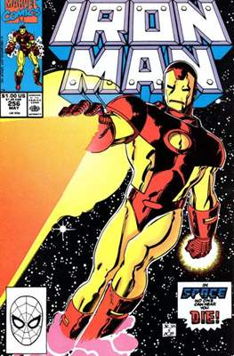 Iron Man Vol. 1 (1968-1996) (Comic book) #256