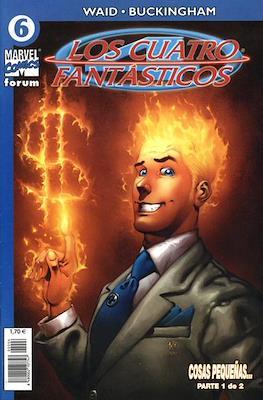 Los 4 Fantásticos Vol. 5 (2003-2004) (Grapa 24 pp) #6