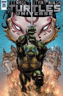 Teenage Mutant Ninja Turtles Universe (Comic Book) #25