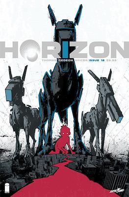Horizon (Comic-book) #18
