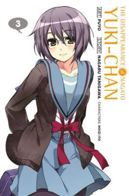 The Disappearance of Nagato Yuki-chan (Softcover) #3