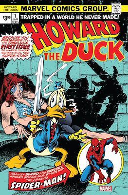 Howard the Duck #1 - Facsimile Edition
