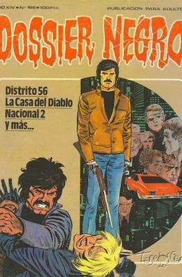 Dossier Negro (Rústica y grapa [1968 - 1988]) #168
