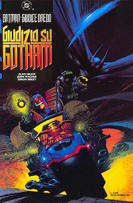 Batman / Giudice Dredd: Giudizio su Gotham