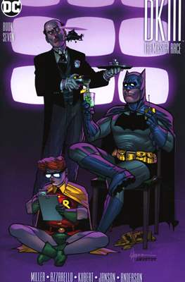 Dark Knight III: The Master Race (Variant Cover) (Comic Book) #7.2