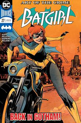 Batgirl Vol. 5 (2016-) (Comic Book) #27
