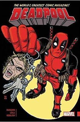 Deadpool - The World's Greatest Comic Magazine #2
