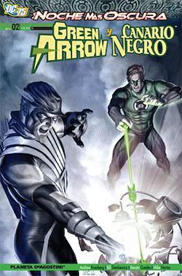 Green Arrow y Canario Negro (Vol.2) #2