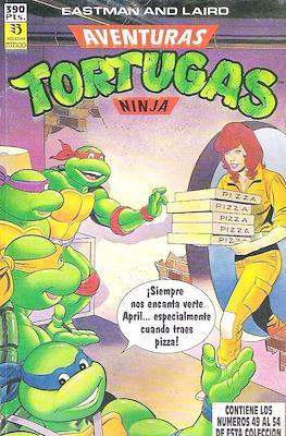 Aventuras Tortugas Ninja (Retapado, rústica) #9