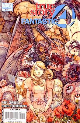 Fantastic Four: True Story (Comic Book) #2