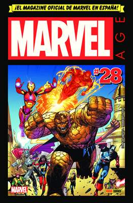 Marvel Age (2016-) (Grapa) #28