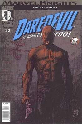 Marvel Knights: Daredevil Vol. 1 (1999-2006) (Grapa) #32