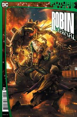 Future State: Robin Eternal #2
