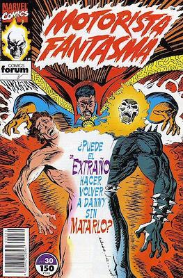 Motorista Fantasma (1991-1994) (Grapa. 17x26. 24 páginas. Color. (1991-1994).) #30