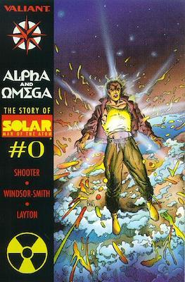 Solar, Man of the Atom: Alpha and Omega