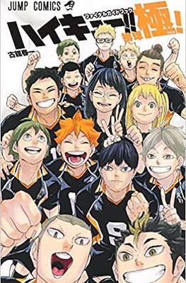 ハイキュー!! ファイナルガイドブック 排球極!(Haikyu!! Final Guide Book Haikyu Kyoku!)