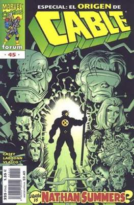 Cable Vol. 2 (1996-2000) (Grapa 24 pp) #45