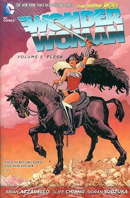 Wonder Woman New 52 Vol. 4 (Hardcover) #5