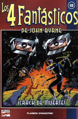 Coleccionable Los 4 Fantásticos de John Byrne (2002) (Rústica 80 pp) #18