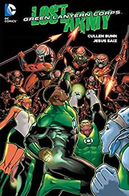 Green Lantern Corps: Lost Army