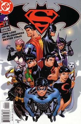 Superman / Batman (2003-2011) (saddle-stitched) #5
