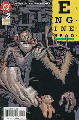 Enginehead (Comic Book) #2