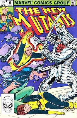 The New Mutants (Grapa) #6
