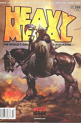 Heavy Metal Magazine (Grapa) #288