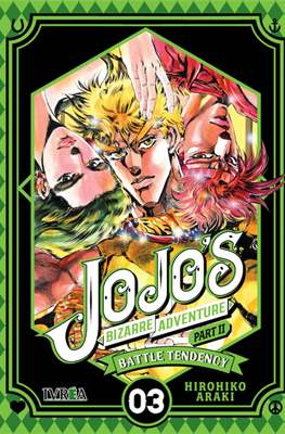 JoJo's Bizarre Adventure - Part II: Battle Tendency (Rústica con sobrecubierta) #3