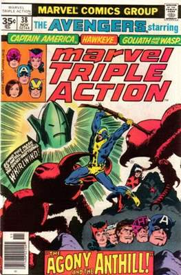 Marvel Triple Action Vol 1 (Comic-book.) #38