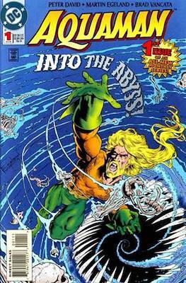 Aquaman Vol. 5 #1