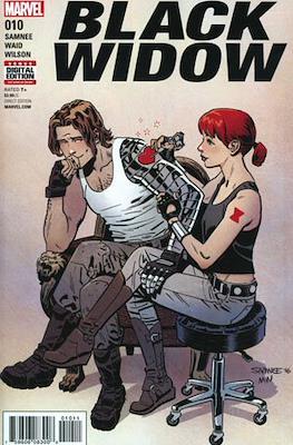 Black Widow Vol. 6 (Comic Book) #10