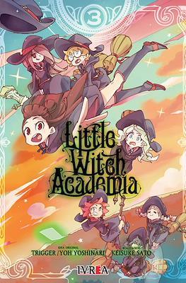 Little Witch Academia (Rústica) #3