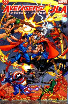 JLA / Avengers (2003) (Comic Book) #2