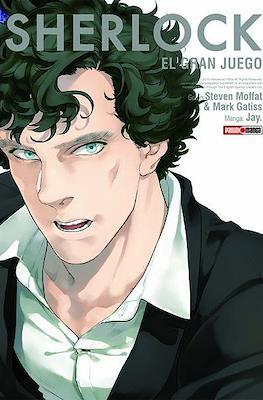 Sherlock (Rústica con solapas) #3
