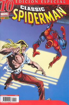 Classic Spiderman - Edición especial #10