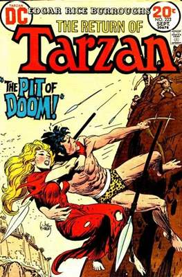 Tarzan (Comic-book) #223