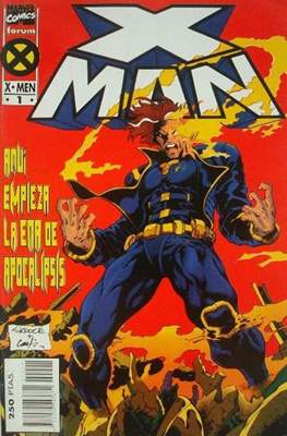 X-Man Vol. 1 (1995-1996). La Era de Apocalipsis #1