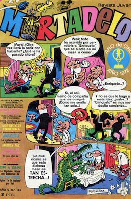 Mortadelo (1970) (Grapa) #148
