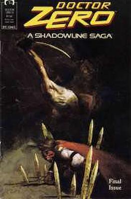 Doctor Zero: A Shadowline Saga (Grapa) #8
