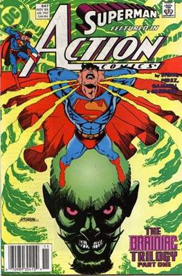 Action Comics Vol. 1 (1938-2011; 2016-) (Comic Book) #647