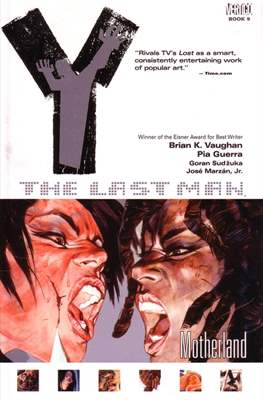 Y: The Last Man (Softcover 128-144-168 pp) #9