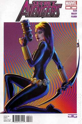 Secret Avengers Vol. 1 (2010-2013) #20