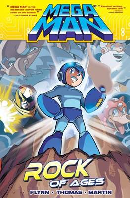Megaman (Softcover) #5