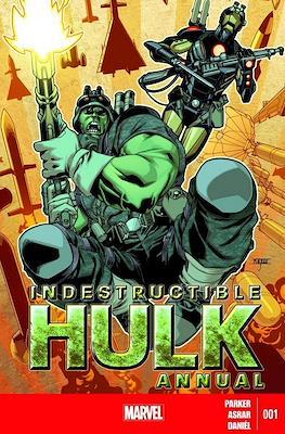 Indestructible Hulk Annual