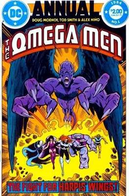 Omega men Annual (Grapa) #1