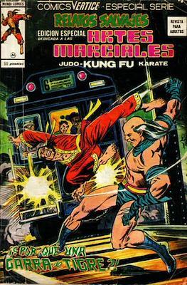 Relatos salvajes: Artes marciales Judo - Kárate - Kung Fu Vol. 1 (Rústica 52-68 pp. 1975-1979) #44