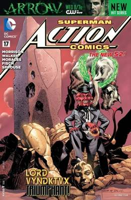 Action Comics Vol. 2 (2011-2016) (Grapa) #17