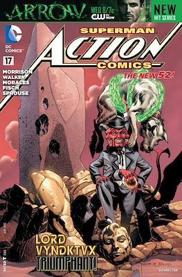 Action Comics Vol. 2 (2011-2016) #17
